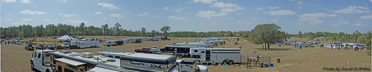 Panarama of Campground